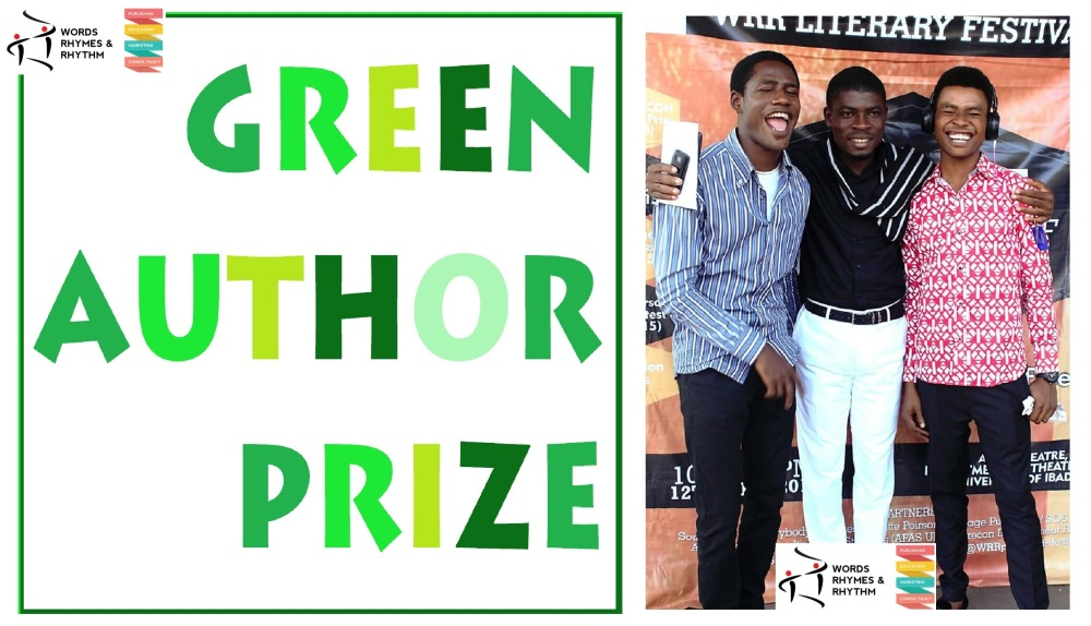WRR GREEN AUTHOR PRIZE (GAP) 2016