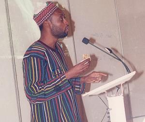 Professor Francis O. Egbokhare
